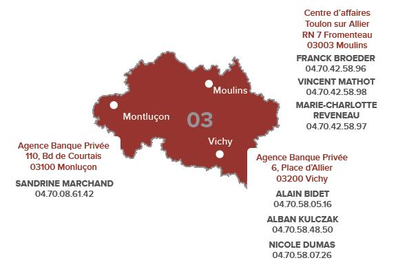 Territoire Allier