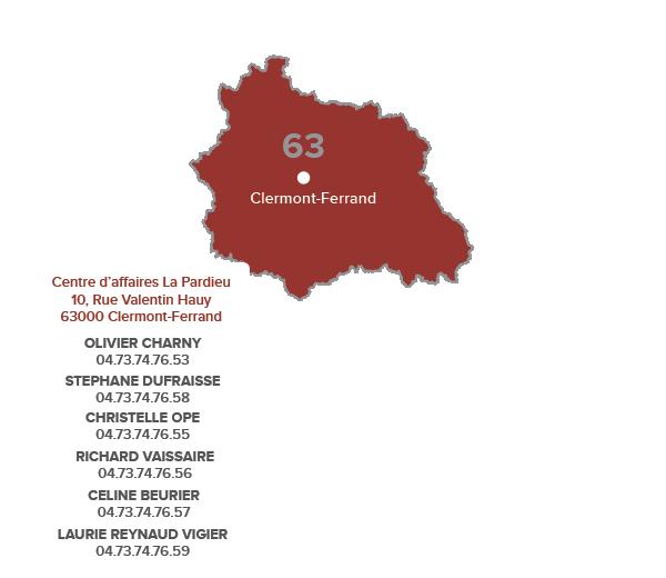 Territoire 63 La Pardieu