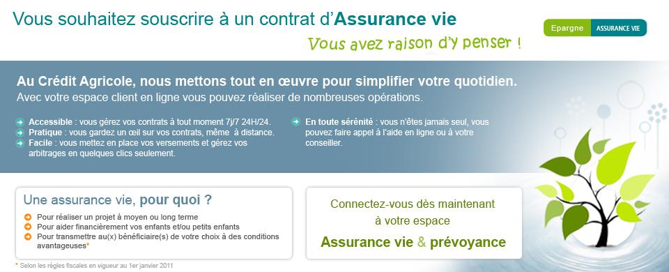 Credit Agricole Centre France Predica Adhesion En Ligne
