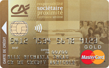 Cr dit agricole centre france detail cartes gold - Plafond retrait mastercard credit agricole ...