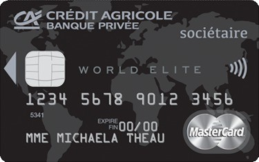 crdit agricole centre france detail cartes world elite mastercard societaire. Black Bedroom Furniture Sets. Home Design Ideas