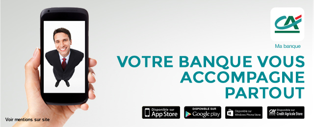Application Mobile MaBanque