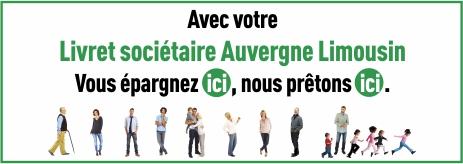Credit Agricole Centre France Livret Societaires