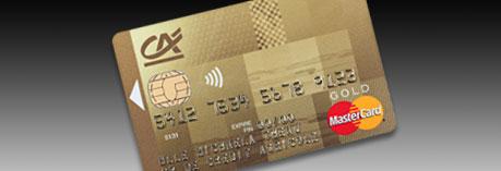 Crdit agricole centre france gold mastercard tous nos - Plafond de paiement carte mastercard ...
